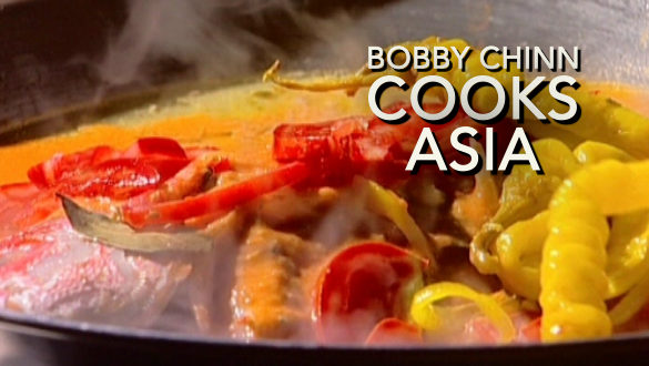 Bobby Chinn Cooks Asia